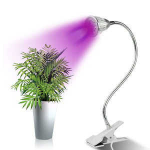 5W Clip LED Grow Light Bulb