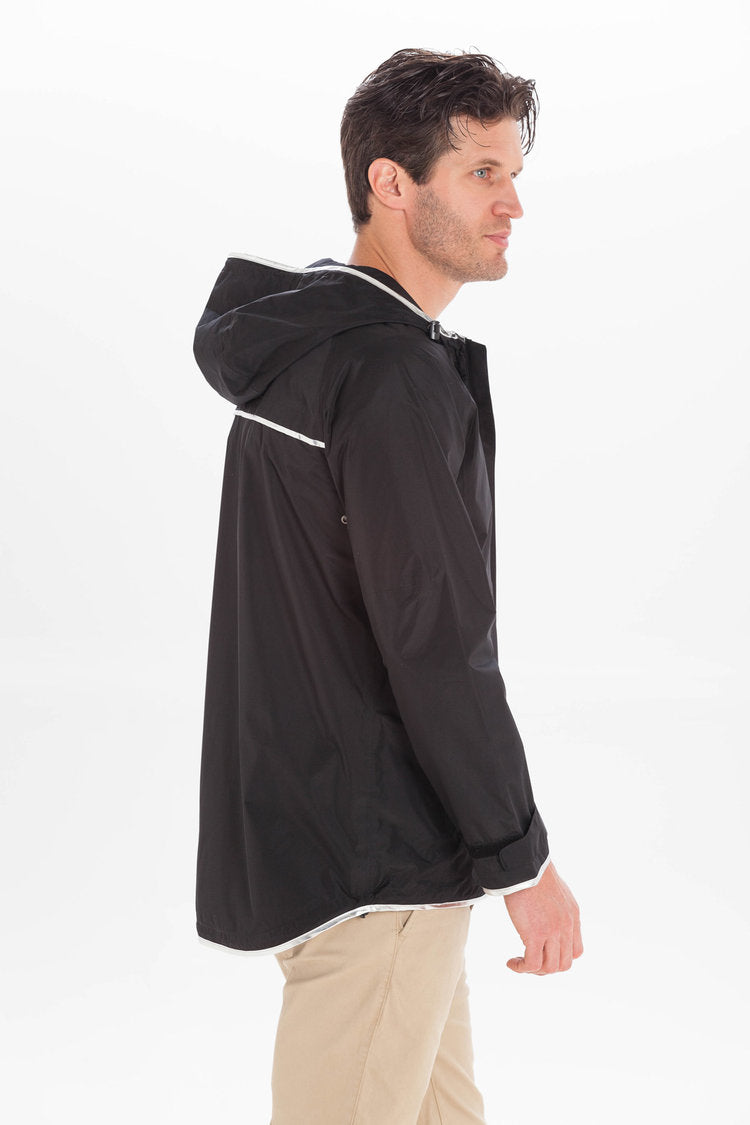 13-ONE Full-Zip Lightweight Travel Jacket (Unisex)