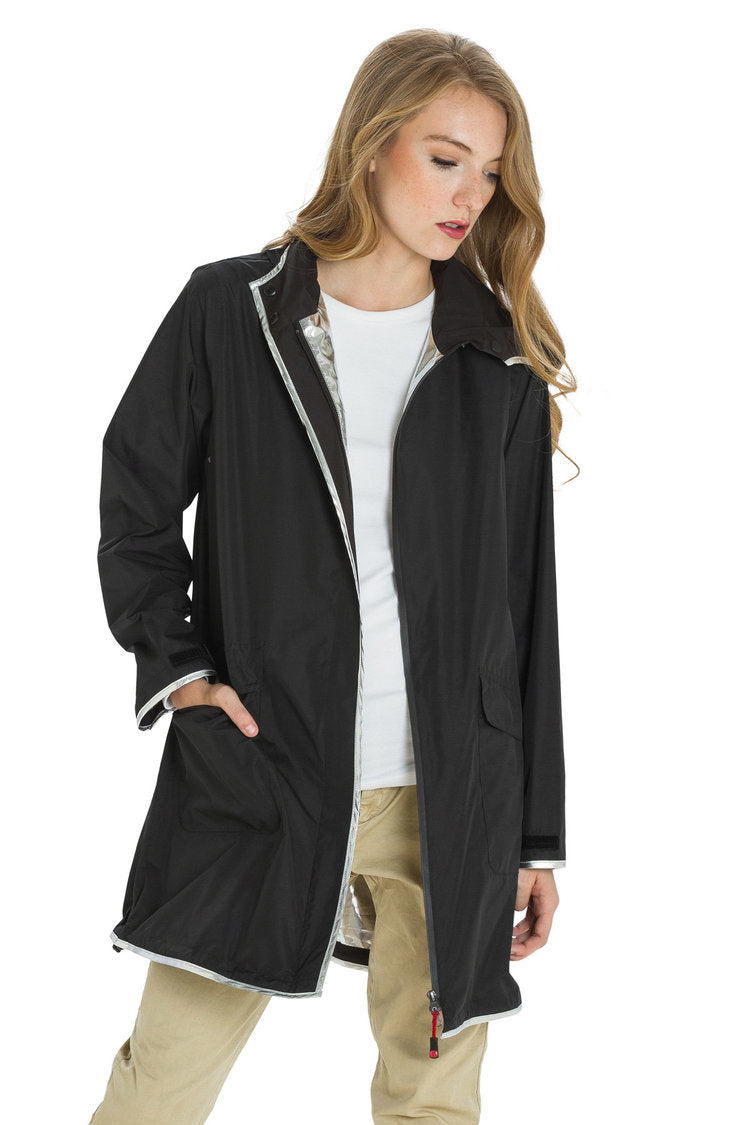 13-ONE Trench Lightweight Travel Jacket (Women)