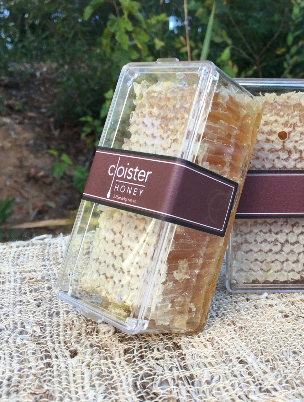 VILLAGE MERCANTILE Cloister Honey-Combed Honey