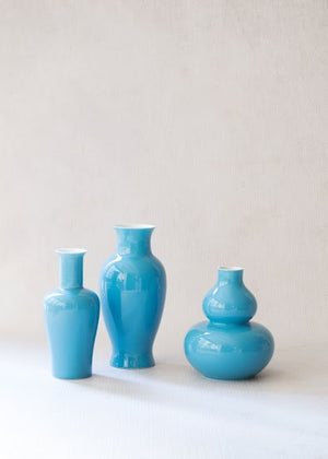 DECORATION DAY Middle Kingdom Bud Vases (3 Color Choices)