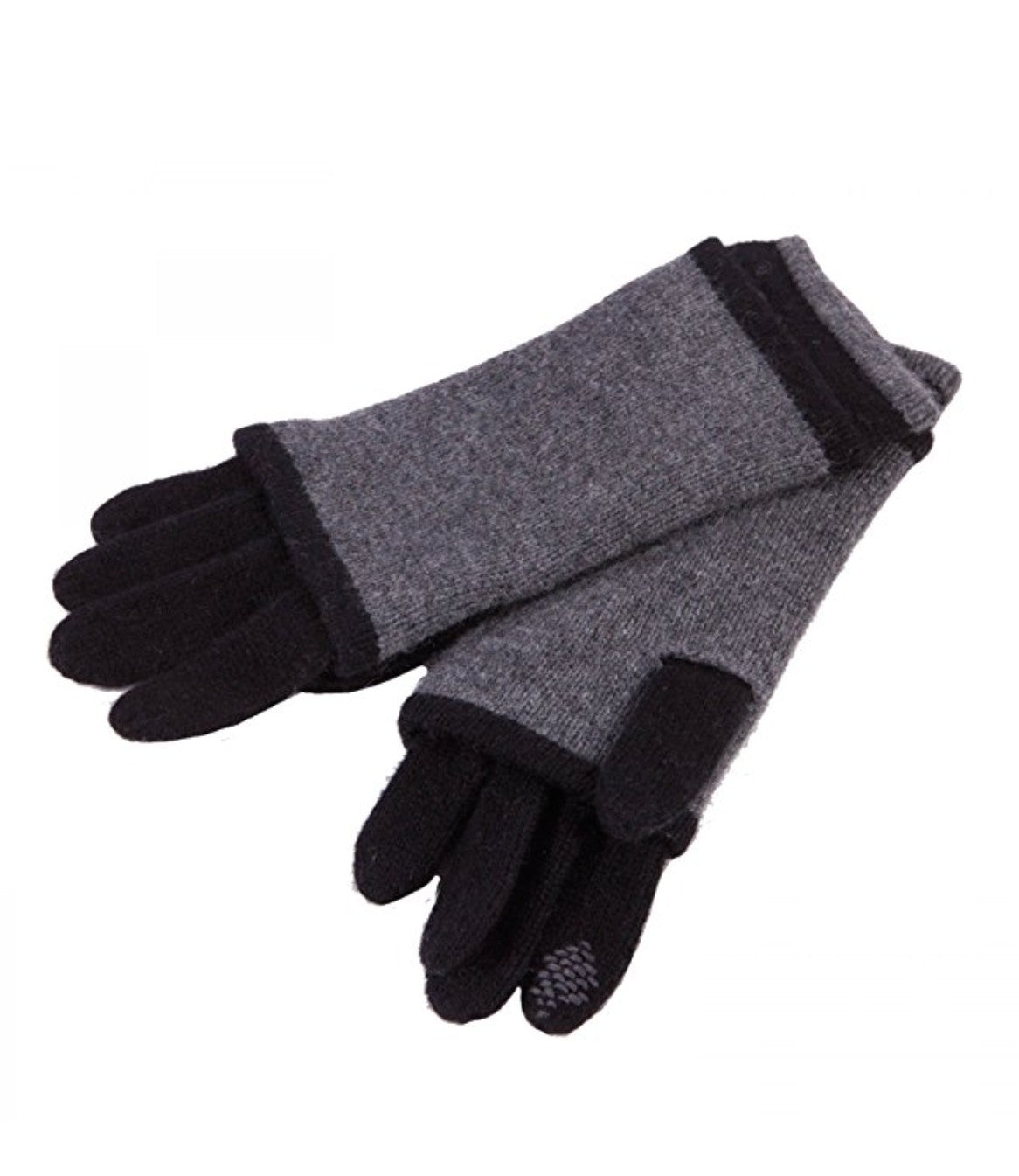 VILLAGE MERCANTILE Women's Cashmere Convertible Gloves