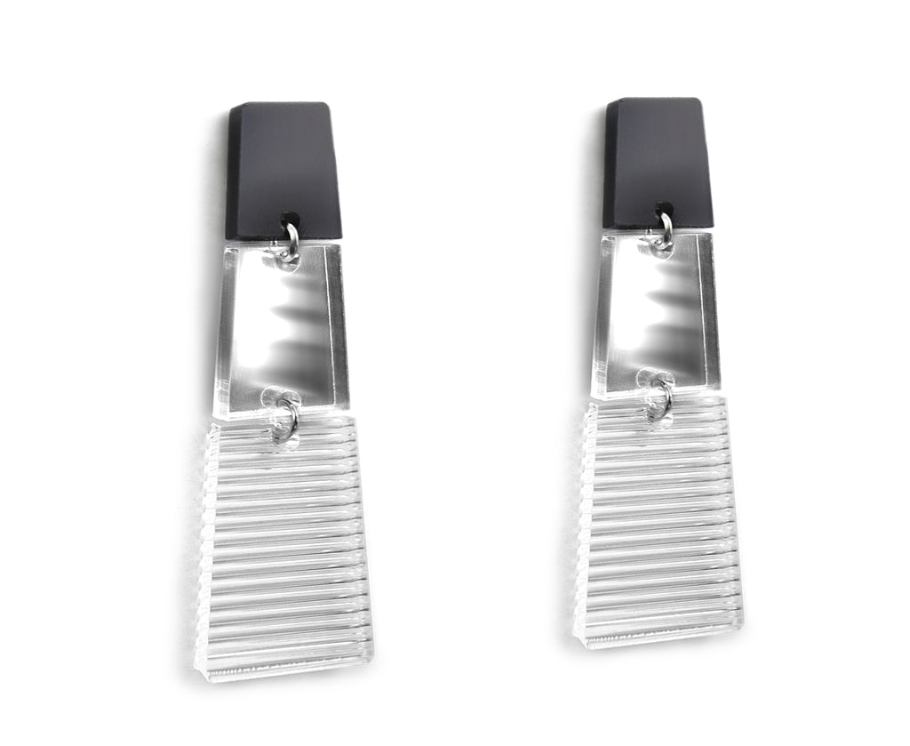 Featherweight Trapezoid Earrings