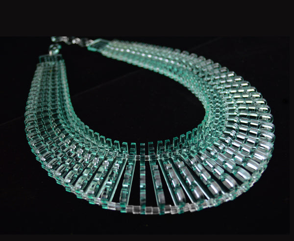 Glass 'Echo' Necklace