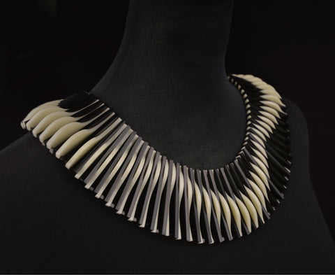 Moonrise Collar Necklace
