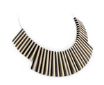 Piano Mod Collar Necklace