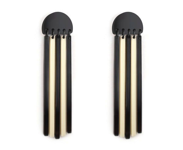 Black & Bone 'Piano Mod' Plank Earrings