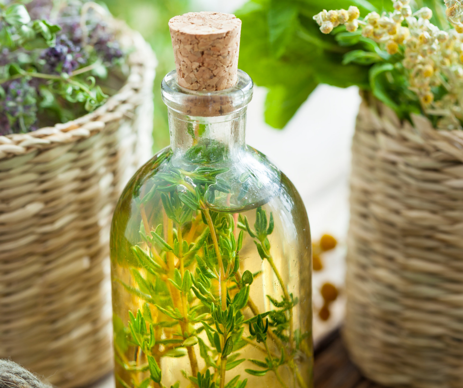 How to Infuse Your Own Cooking Oils!