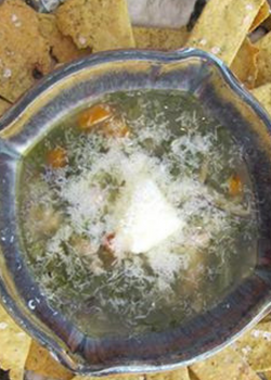 Increase your Immunity with Soup