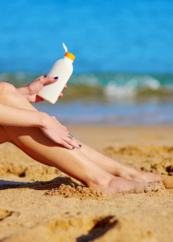 Four Helpful Tips for Natural Sunscreen