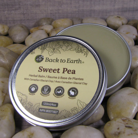 Sweet Pea Herbal Balm