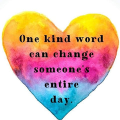 kind word can change
