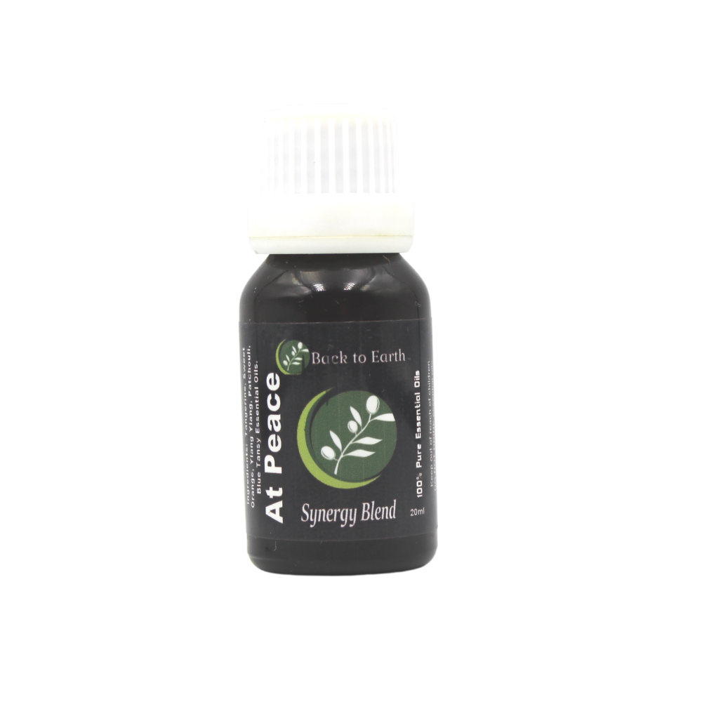 At Peace Synergy Oil Blend - 20ml
