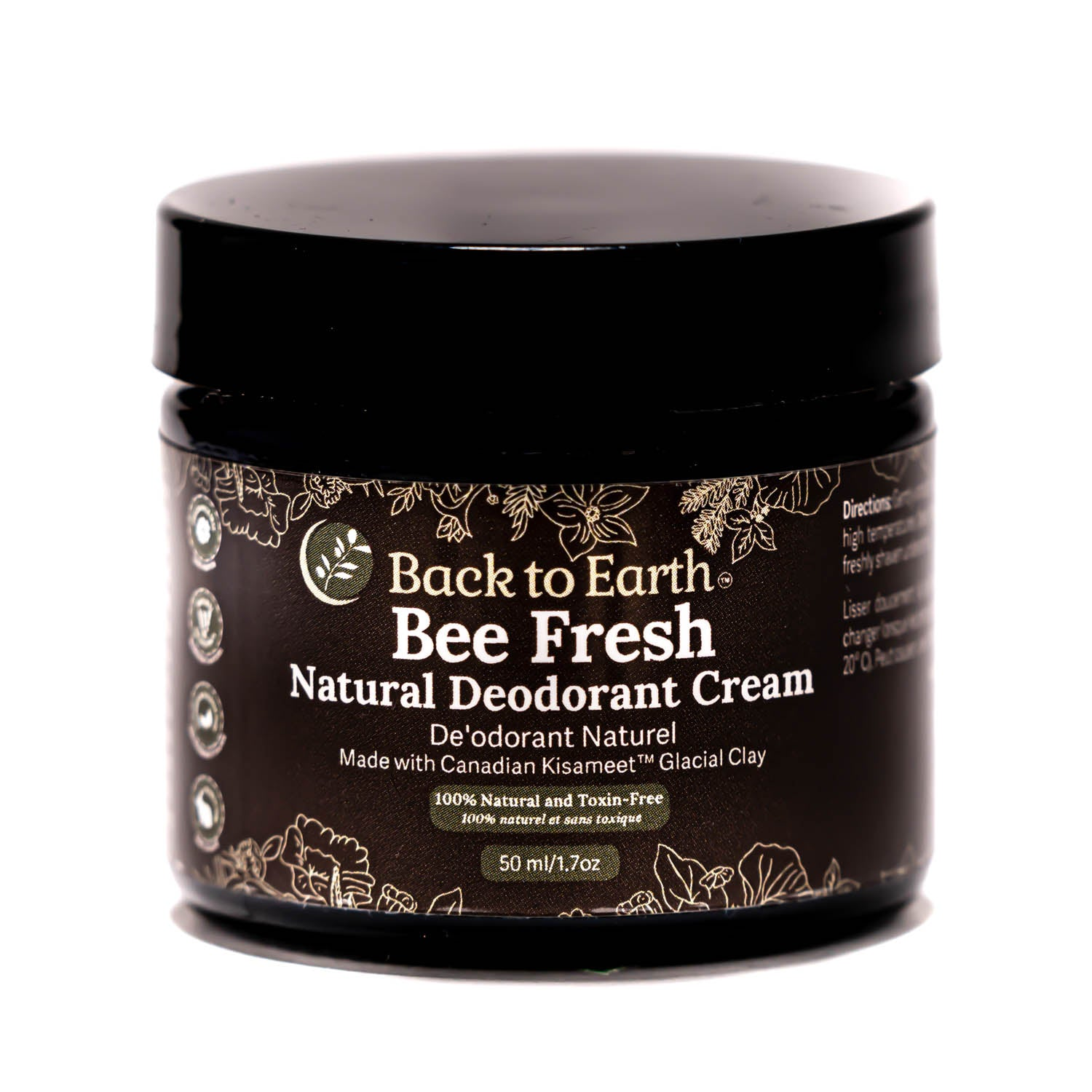 Bee Fresh Natural Deodorant with Kisolite® BMP - 50g/1.7oz