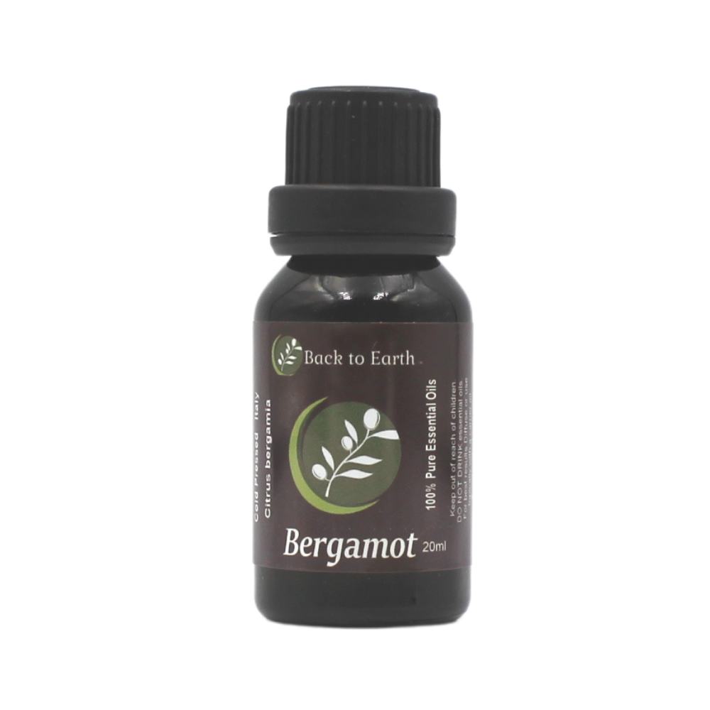 Bergamot 100% Pure Essential Oil - 20ml