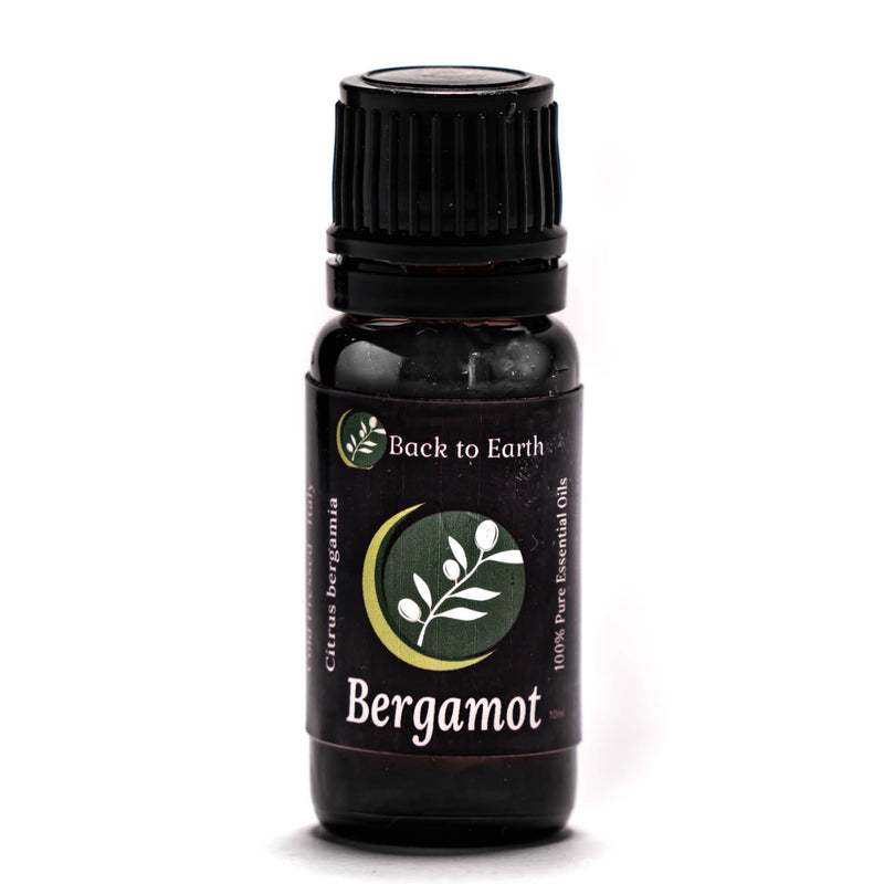 Bergamot 100% Pure Essential Oil - 10ml