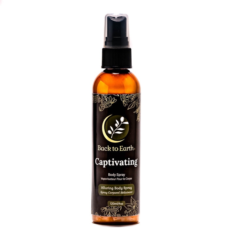 Captivating Body Spray - 120ml/4oz