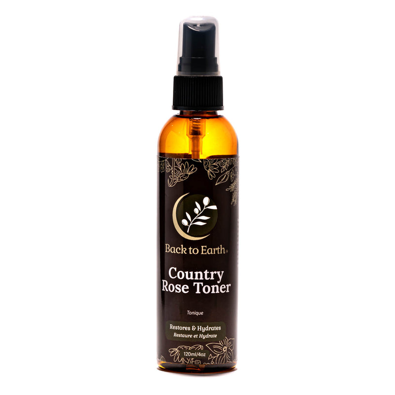 Country Rose Toner - 120ml/4oz