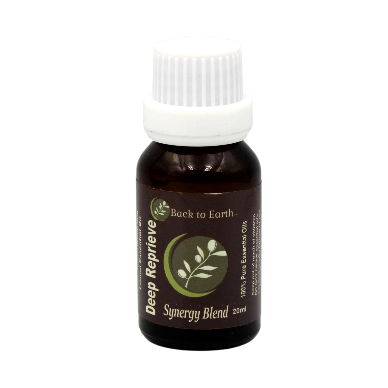 Deep Reprieve Synergy Oil Blend - 20ml