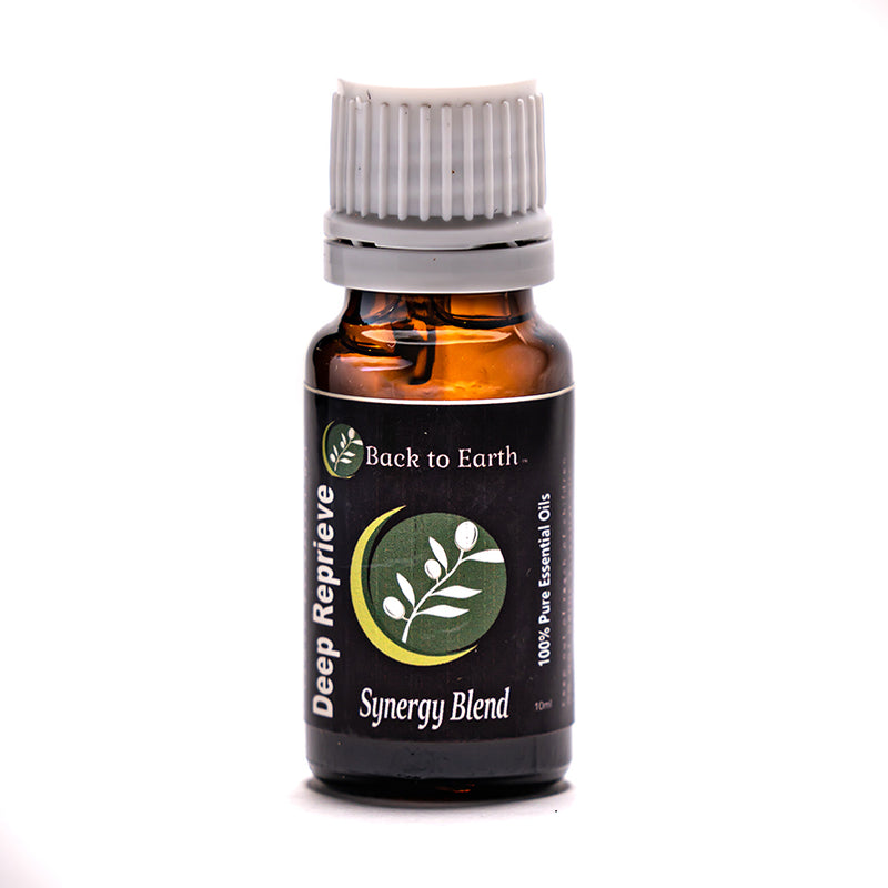 Deep Reprieve Synergy Oil Blend - 10ml