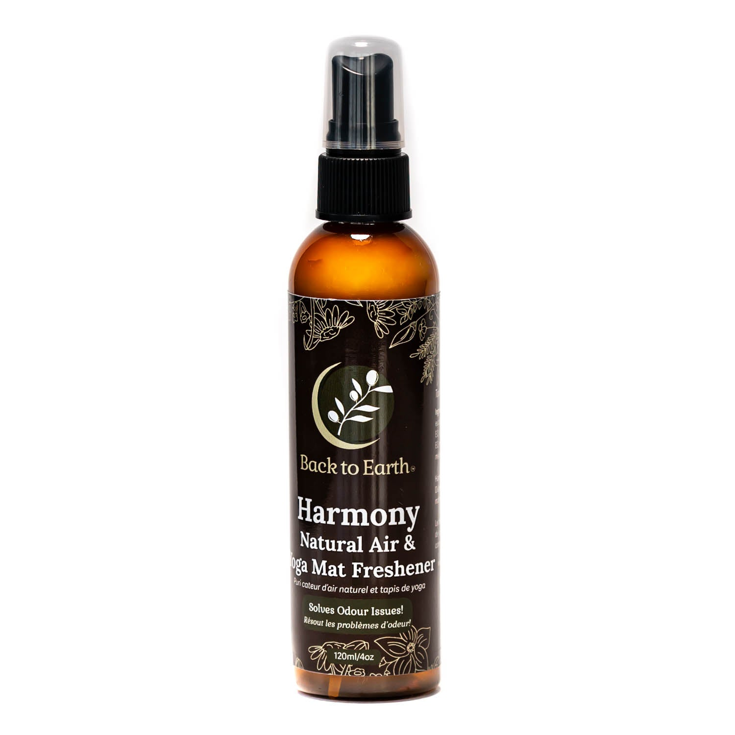 Harmony - Air & Yoga Mat Freshener - 120ml/4oz