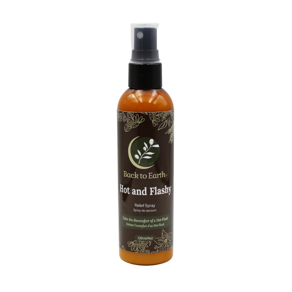 Hot and Flashy Relief Spray - 120ml/4oz