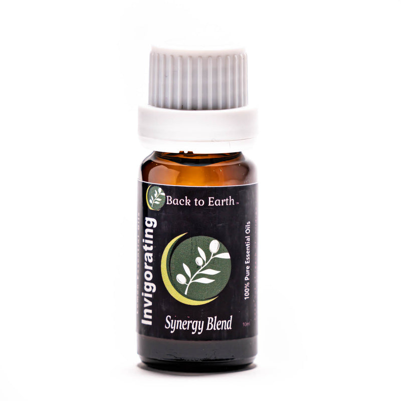 Invigorating Synergy Oil Blend - 10ml