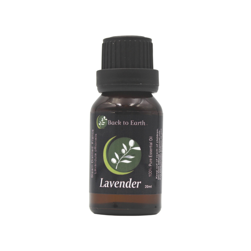 Lavender 100% Pure Essential Oil - 20ml