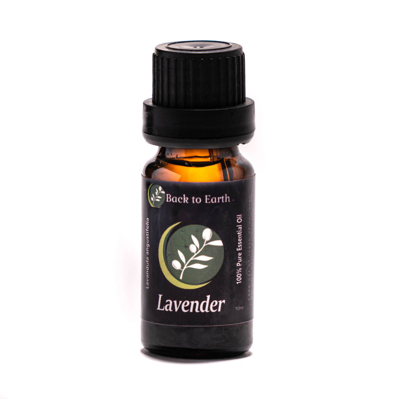 Lavender 100% Pure Essential Oil - 10ml