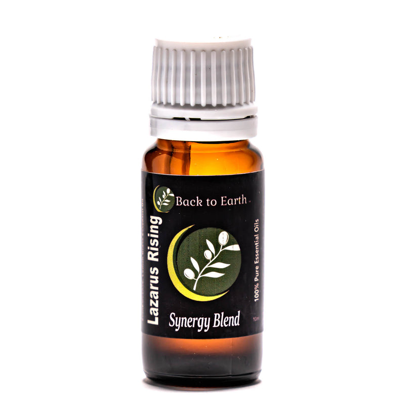 Lazarus Rising Synergy Oil Blend - 10ml