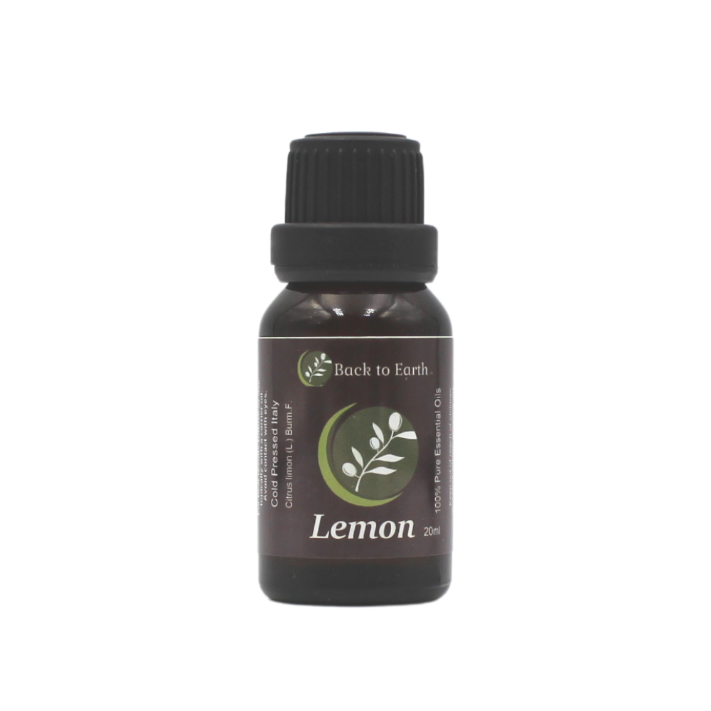 Lemon 100% Pure Essential Oil - 20ml