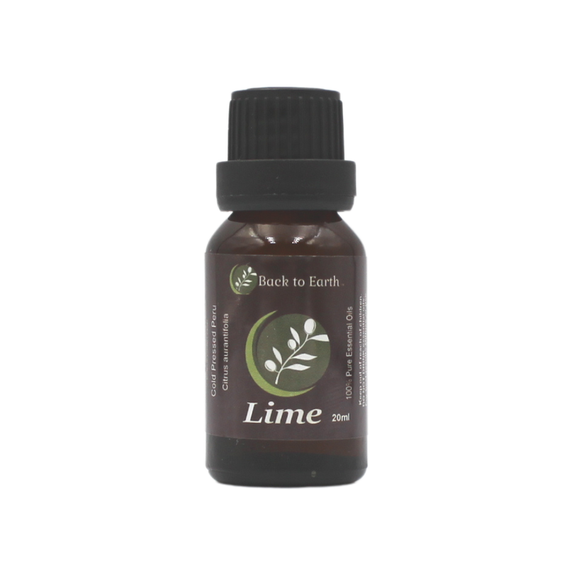Lime 100% Pure Essential Oil - 20ml