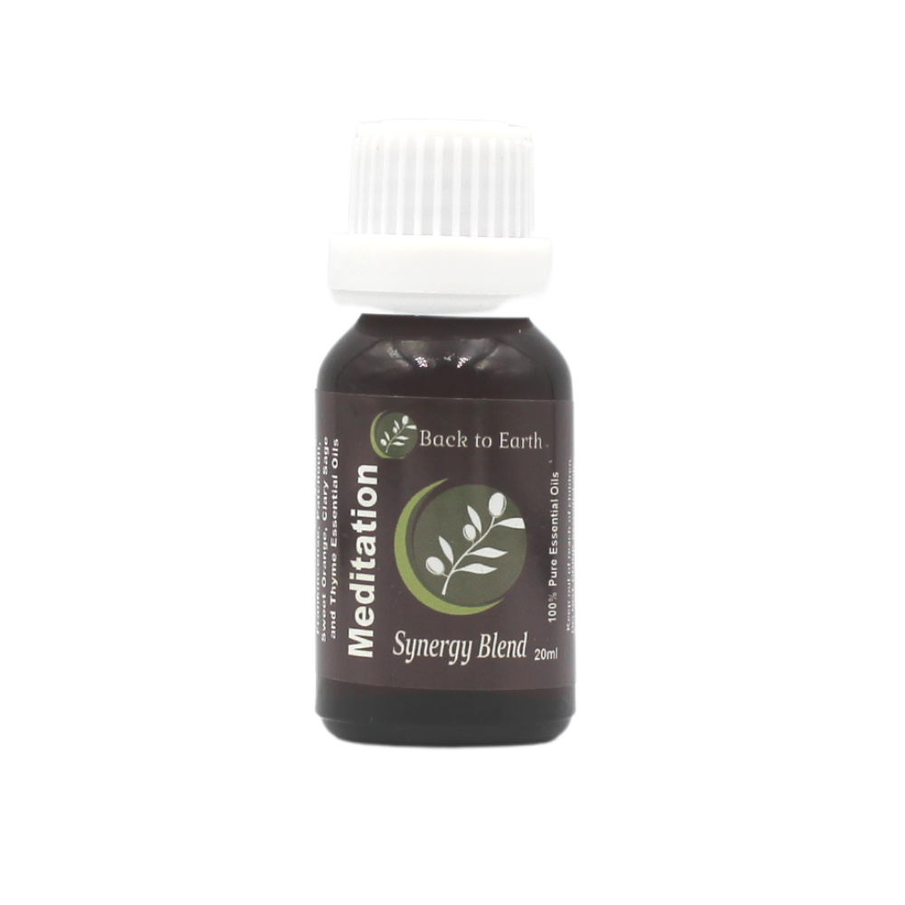 Meditation Synergy Blend - 20ml