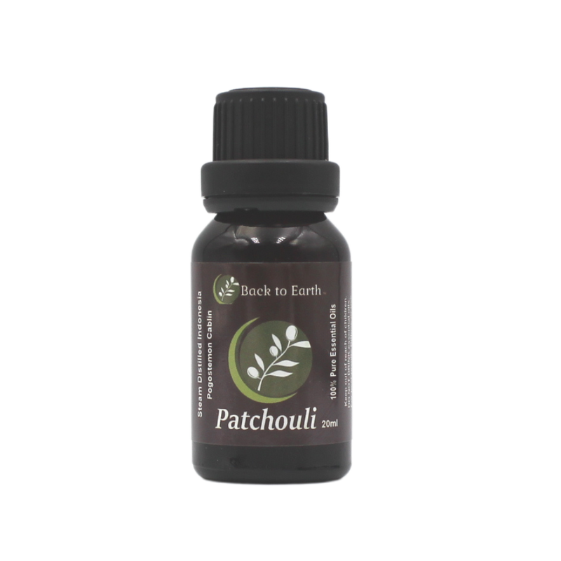 Patchouli 100% Pure Essential Oil - 20ml