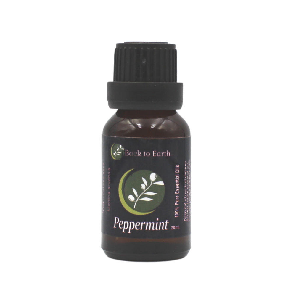 Peppermint 100% Pure Essential Oil - 20ml