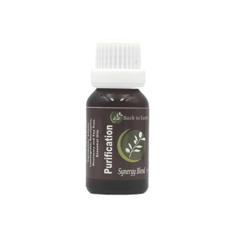 Purification Synergy Oil Blend - 20ml