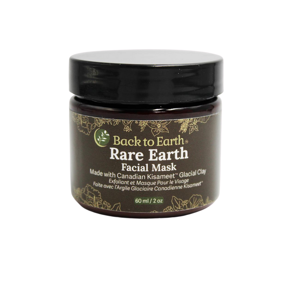 Rare Earth Facial Mask w/ Kisolite™ Clay - 60g/2oz