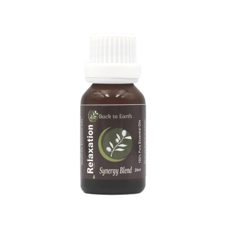Relaxation Synergy Oil Blend - 20ml