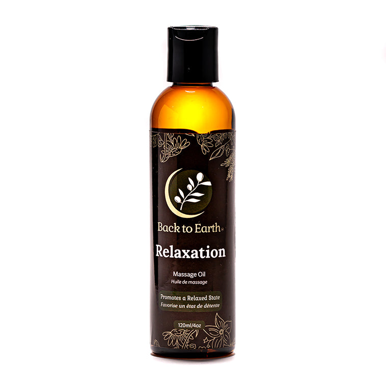 Relaxation Massage Oil - 120ml/4oz