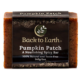 Pumpkin Patch Spicy Bar Soap - 140g/5oz