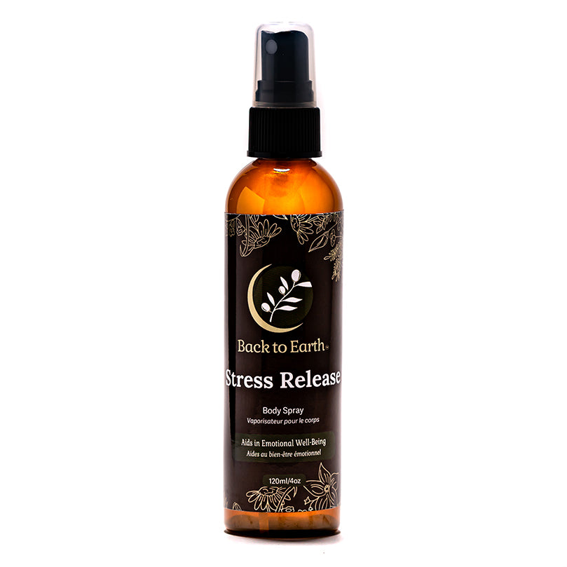 Stress Release Body Spray - 120ml/4oz