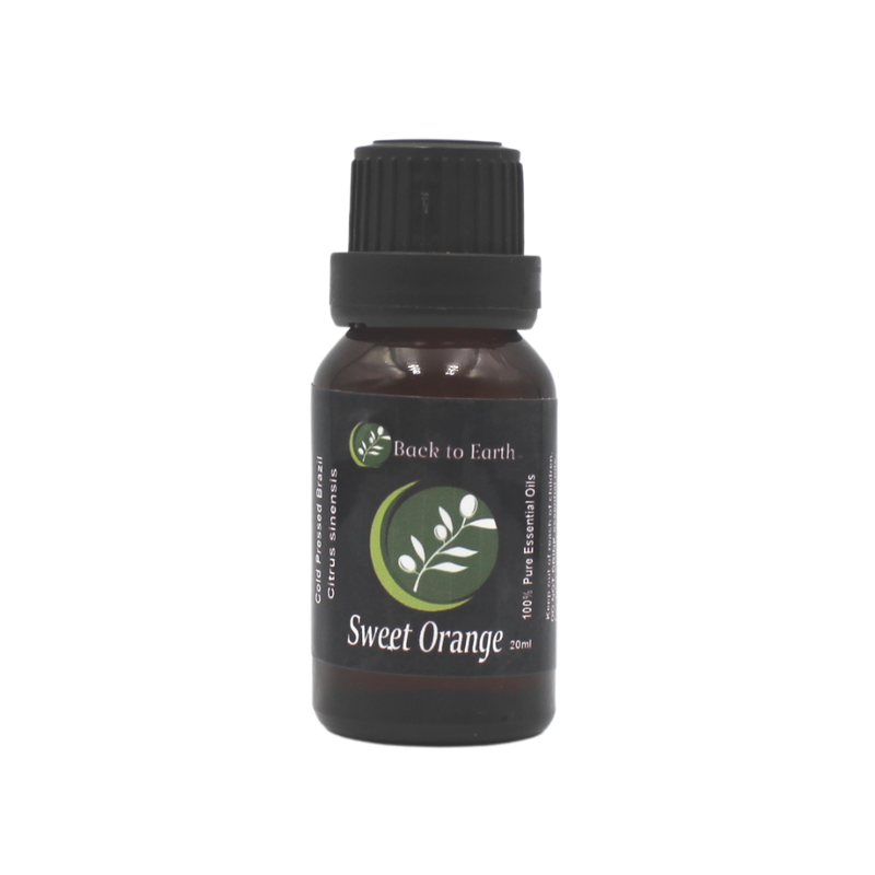 Sweet Orange 100% Pure Essential Oil - 20ml