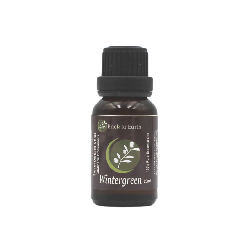 Wintergreen 100% Pure Essential Oil - 20ml