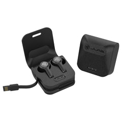 JLab Audio JBuds Air Executive True Wireless Earbuds Black
