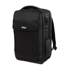 Kensington SecureTrek Lockable Laptop Overnight Backpack 17 inch Black