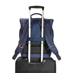 Everki ContemPRO Roll Top Laptop Backpack up to 15.6 inch Navy