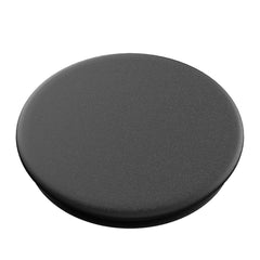 PopSockets PopGrip (Complete Swappable PopGrip)  Aluminum Black
