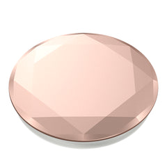PopSockets PopGrip Metallic Diamond Rose Gold