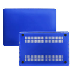Blu Element Hardshell Soft Touch Case Blue for MacBook 12 inch