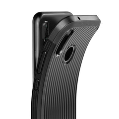 Vrs Design Single Fit Case Black for Huawei P20 Lite